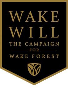 Wake Will, The Campaign For Wake Forest University